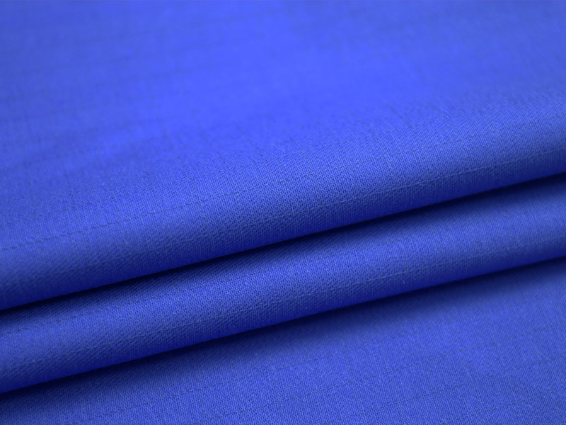 Anti Static Fabric : Cvc static free fabric for welder clothing