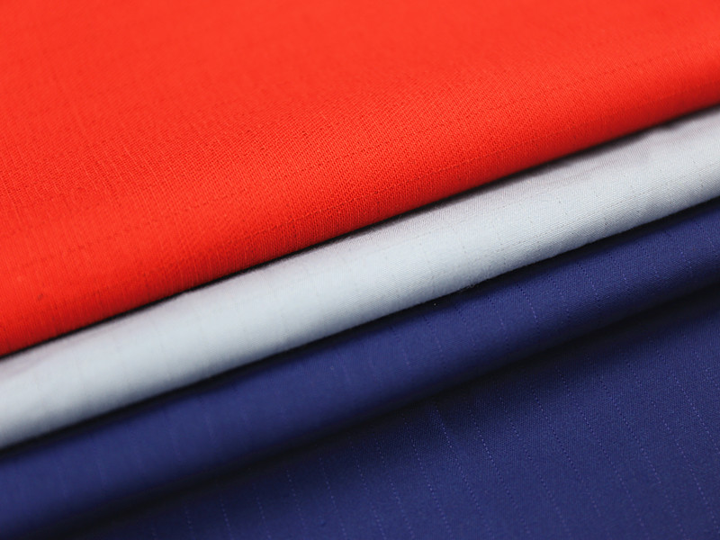 Anti Static Fabric : Polyester cotton static free fabric textile