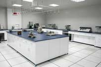 new laboratory room